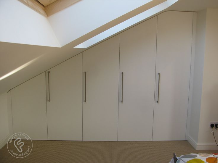 loft rooms fitted furniture - FormCreations:made to measure built in and fitted wardrobes,alcove cabinets,shelving,TV media units and storage solutions