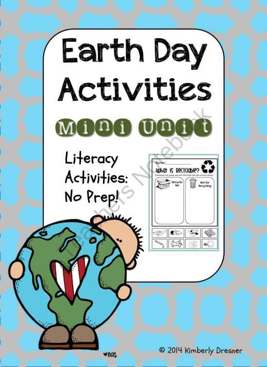 53 Earth Day Writing Ideas