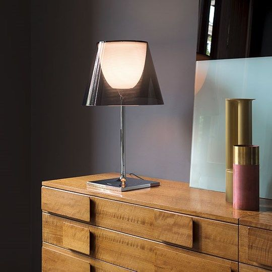 KTribe T: Discover the Flos table lamp model KTribe T