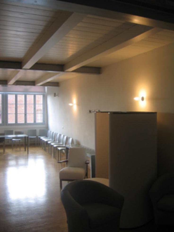 Appartamento a Città della Pieve  Ristrutturazione di un loft a Città della Pieve  OFFICINA DEL DISEGNO S.R.L., FIROUZ GALDO, FILIPPO FELLI