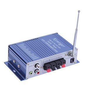 Tsing Amplificateur Stéréo de Voiture HIFI Puissance USB / FM / CD / DVD / MP3 Numérique à Distance de Commande