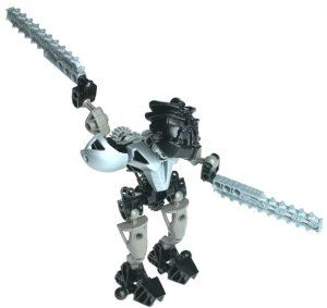 Lego Bionicle Toa Super Nuva Onua (BLACK) #8566 by Lego. $44.99. Made by Lego in…