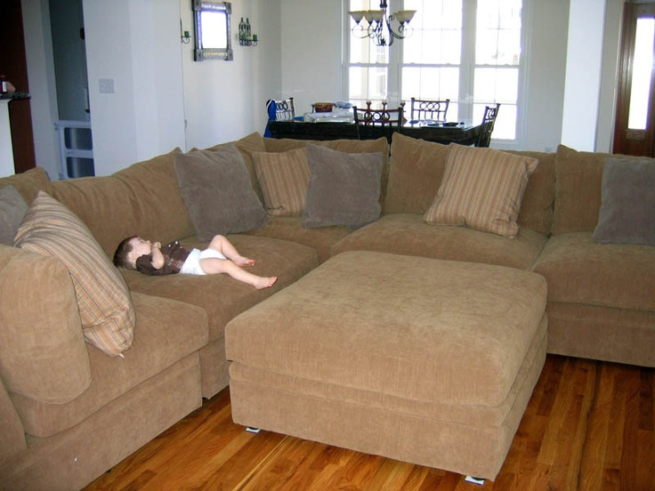 Big Couch Sectional Big Comfy Couches Pinterest