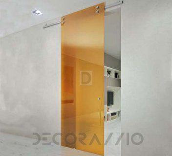 #doors #interior #design  двери межкомнатные раздвижные Henry Glass Vitra, Curry Absolute