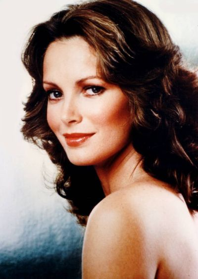 Jaclyn Smith, remember Charlie's Angels, loved it!
