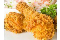 Cómo hacer Pollo Frito Americano