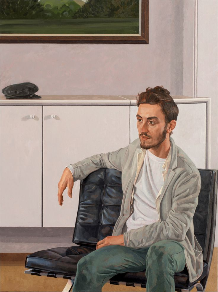 Portrait of a Young Man Sam Dalby 2014