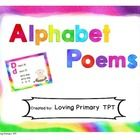 This set of posters will help your students to attach sounds to letters.  Each poster includes a simple, repetitive poem that teaches the sound(s) ...