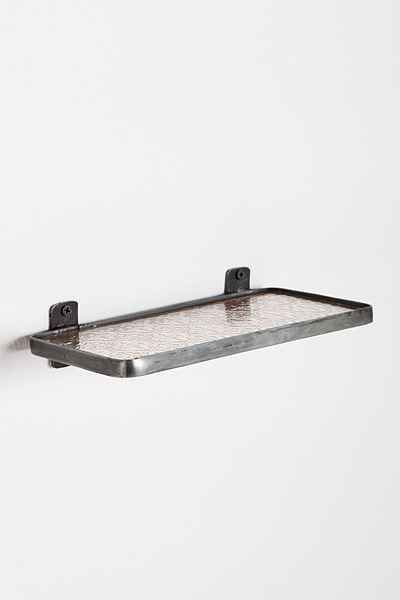 Pressed Glass Shelf - Urban Outfitters