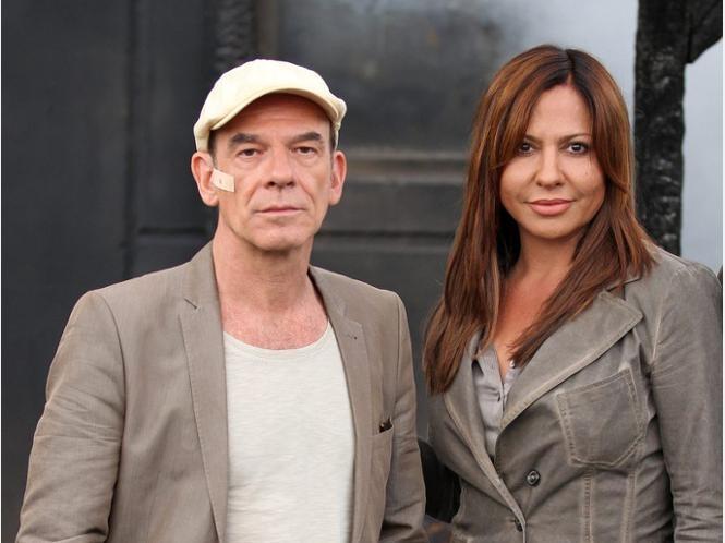 Keppler & Saalfeld: Martin Wuttke und Simone Thomalla