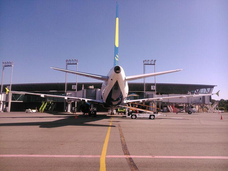 Aeropuerto Carriel Sur Concepción Chile