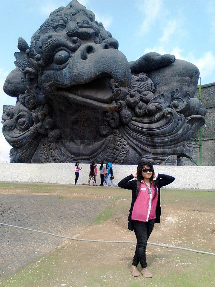 Garuda Wisnu Kencana (GWK) Cultural Park di Badung, Bali