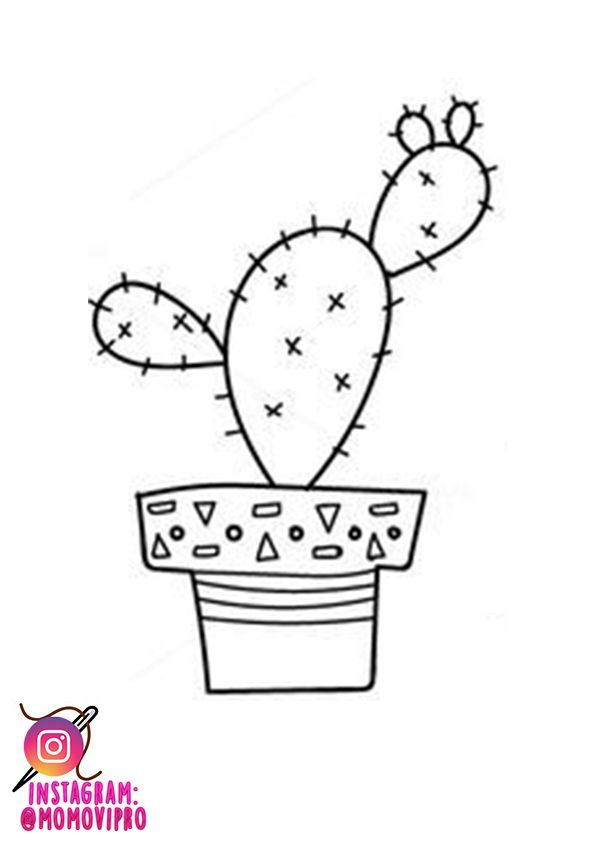Patrones Bordado Mexicano Cactus Momovipro Patrones De Bordado Bordado Mexicano Patrones Bordado