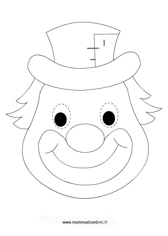Masque simple ou bricolage avec tous les gabarits sur le site!