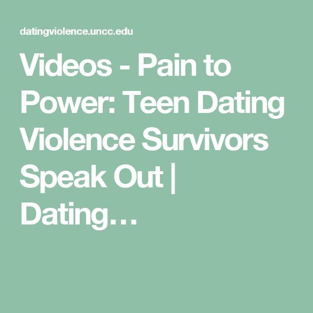 dating abuse survivor