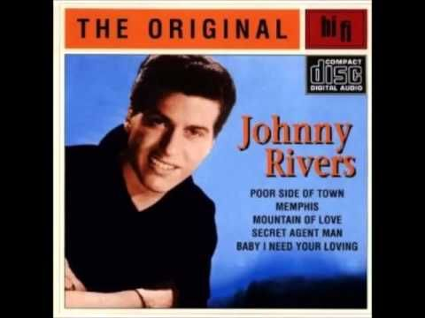 ▶ Johnny Rivers -- Mountain Of Love - YouTube