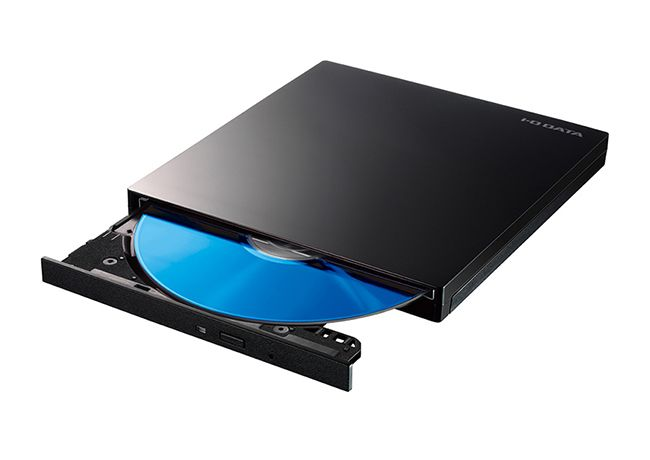 EDGED : 아이오데이타, USB 3.0 휴대용 BD 드라이브 'BRP-UT6S' 발매