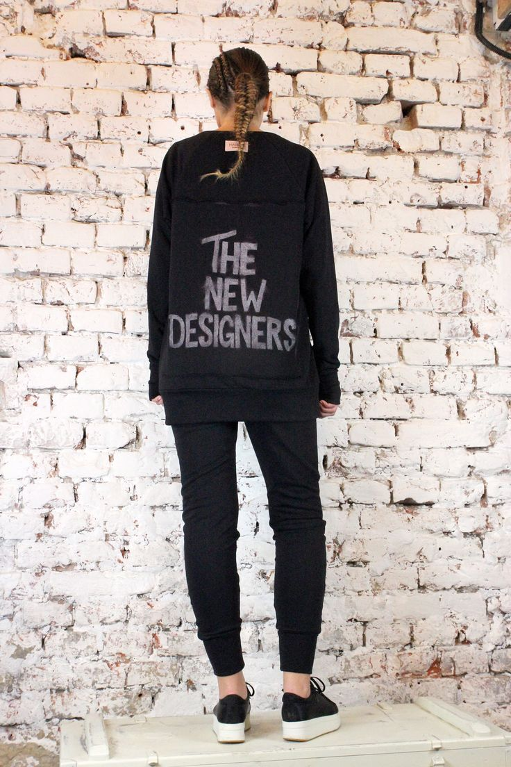 The sign of the new designers