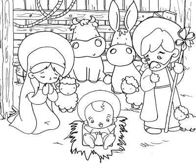 coloring pages for ccd - photo#9