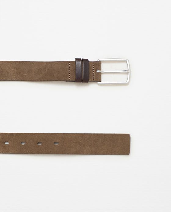 CASUAL BELT - Available in more colours