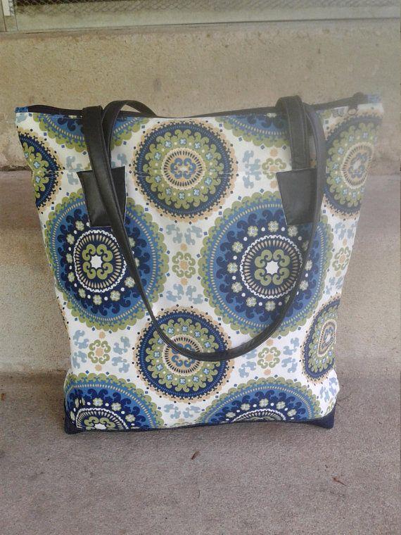 eede6a51d1 Mandala Tote Bag