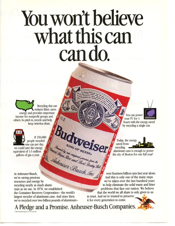 the marketing of budweiser beer essay This is a report investigating and analyzing main marketing activities of guinness- diageo an examination of the organization's orientation was analysed, strengths, weaknesses, opportunities and threats peculiar to guinness diageo was reviewed in comparison with academic literatures the competitive advantage guinness diageo.