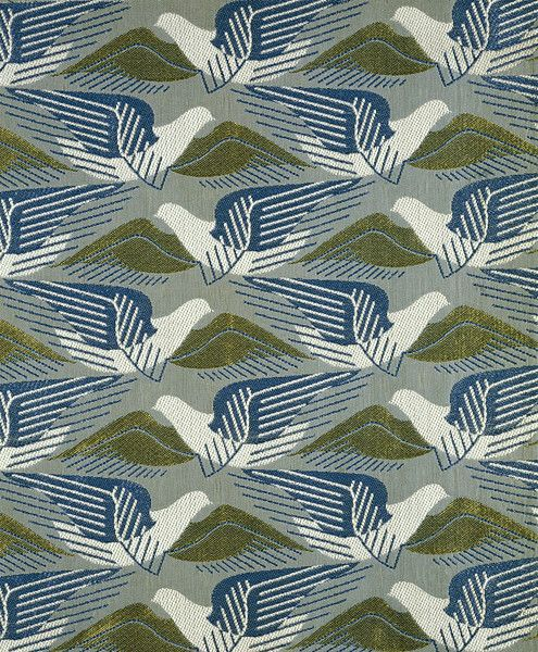 Furnishing fabric - Avis - Victoria & Albert Museum - Marion Dorn - 1939.
