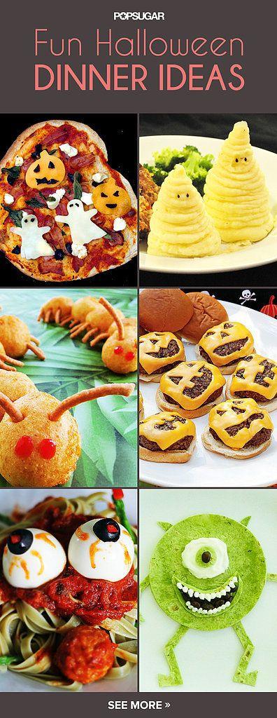 628 best SPOOKY HALLOWEEN images on Pinterest Halloween recipe - halloween cooking ideas