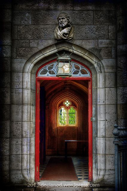 CHAPEL ROYAL – DUBLIN CASTLE