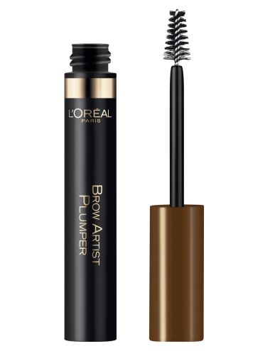 Add instant character to your brows with our innovative brush-on fibre gel mascara.