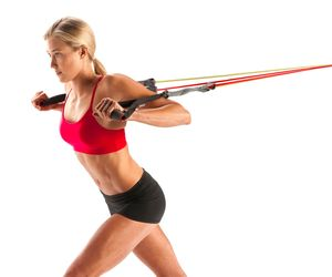 The Resistance Band Workout Plan takes 4 weeks to complete, requires 4 days per …