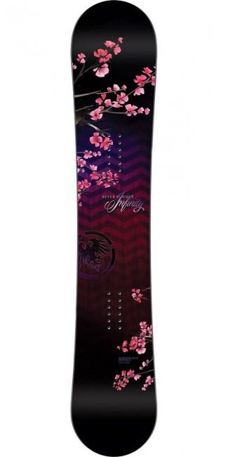 Never Summer Infinity Snowboard! I want want wantttt!! Ahhhhh! So excited for this season!!!:)