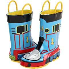 Western Chief Kids - Thomas The Train Rainboot (Infant/Toddler/Youth)