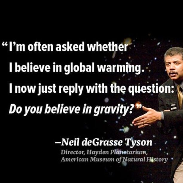 Do you believe in Global Warming?