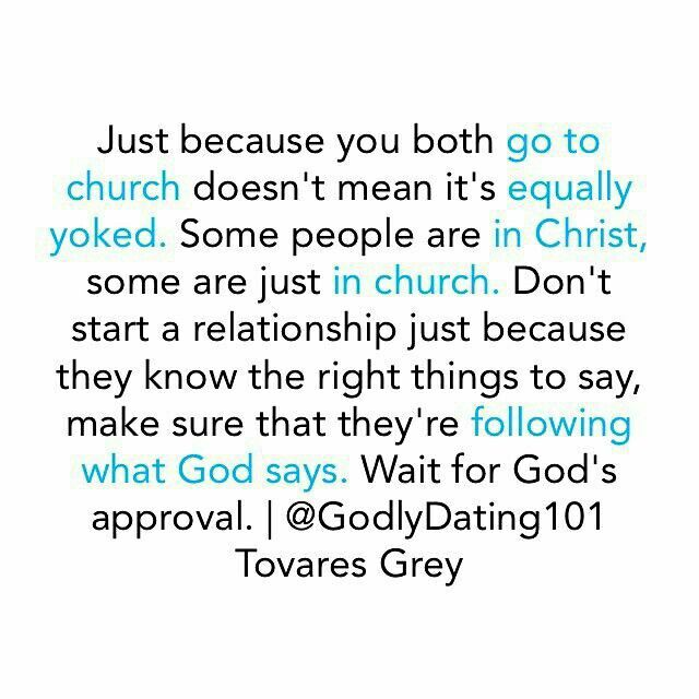 How to start a christian dating relationship