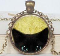 Gatto nero  di Gioielli fatati su DaWanda.com