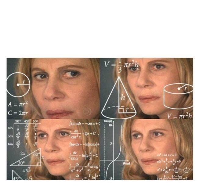 Pin De Alba En Memes Templates En 2020 Memes En Blanco Memes Meme Matematicas