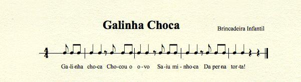 Maira Borges: GALINHA CHOCA DA LETRA