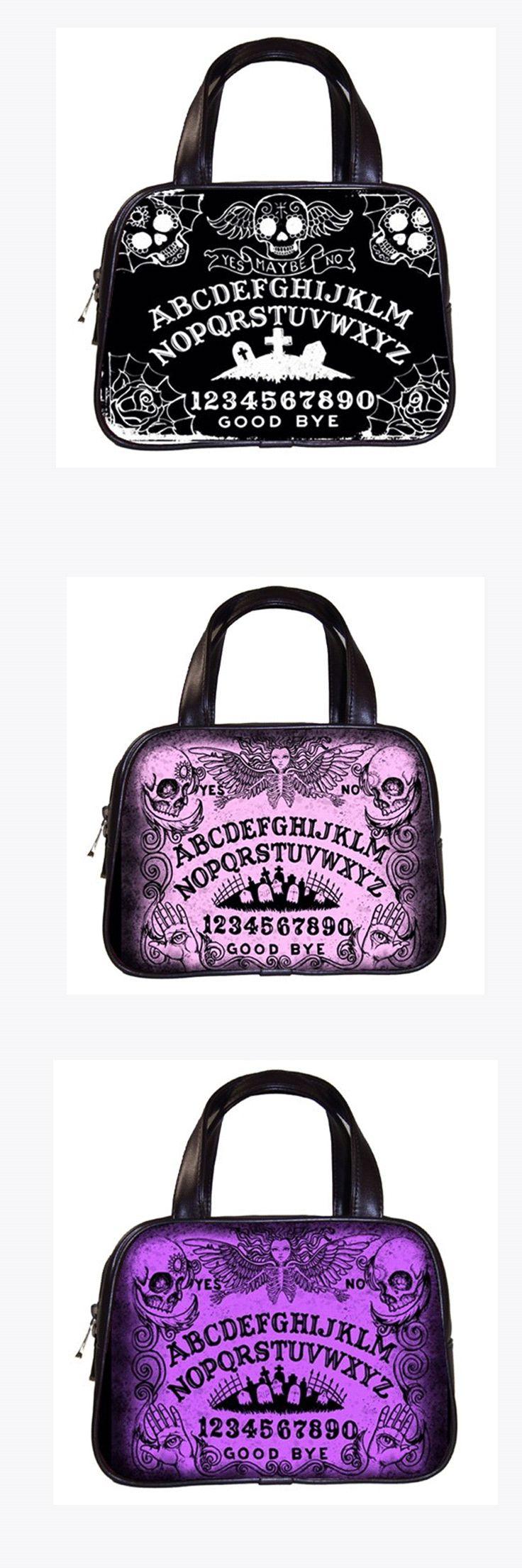 Shop goth Ouija board handbags at RebelsMarket.