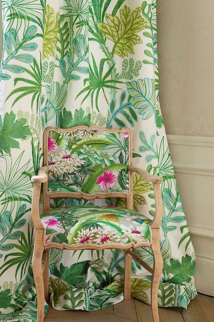 Manuel Canovas Tara Home styling #Luxurydotcom