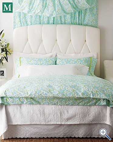 Lilly Pulitzer for Garnet Hill...perfect guest bedroom.