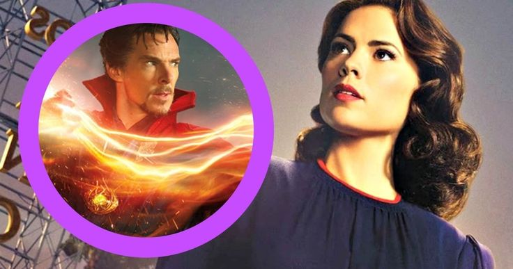 Here's How 'Doctor Strange' Ties Into 'Agent Carter' Season 2 -- 'Agent Carter' executive producer Michele Fazekas reveals that there will be a 'Doctor Strange' crossover in Season 2. -- http://movieweb.com/doctor-strange-agent-carter-season-2/