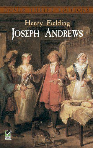 Joseph Andrews – Henry Fielding