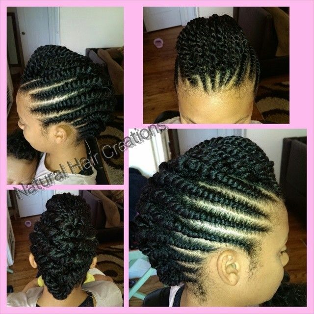 1000+ images about Crochet natural hairstyles on Pinterest Crochet ...
