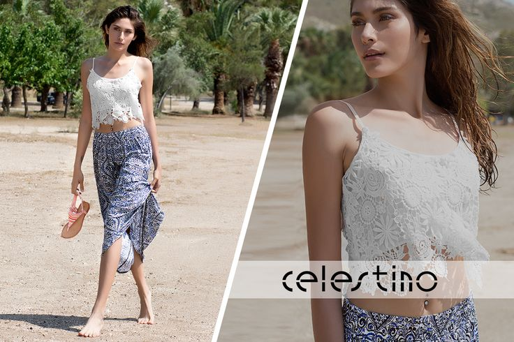 Maxi floral skirts is one of our faves when it comes to summer outfits! #Celestino #maxiskirt #skirts #styleinspo #fashioninspo #style #skirt #longskirt #outfits #fashion #newin