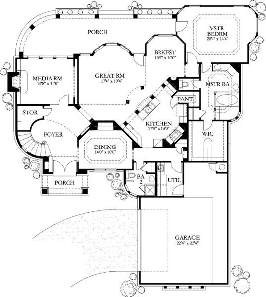 120 best house plans images on pinterest home, condo floor plans Lennar Homes Floor Plans 120 best house plans images on pinterest home, condo floor plans and dream house plans lennar homes floor plans
