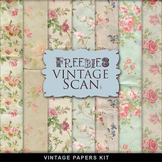 Scrapbooking TammyTags -- TT - Designer - Far Far Hill,  TT - Item - Paper, TT - Thing - Flower