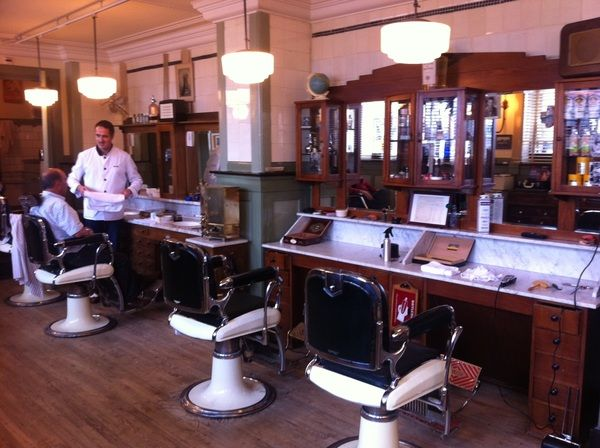 NY Barbershop at Hotel New York