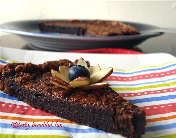 Ingredient Nutella Cake