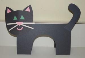 kids cat craft